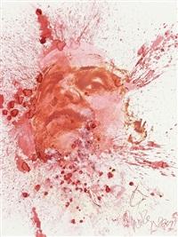 self portrait by philippe pasqua