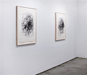 joan mitchell : the black drawings and related works 1964 - 1967, lennon, weinberg, inc. 2014