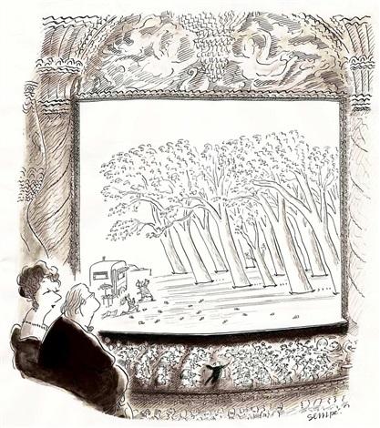 premier opéra ecologique by jean-jacques sempé