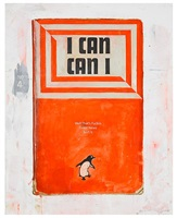 i can can i by harland miller