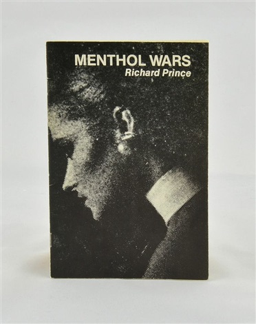 menthol wars / menthol pictures / war pictures by richard prince