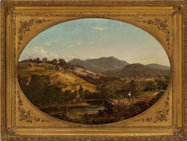 new hampshire scenery by david johnson