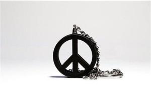 peace puck by dean drever