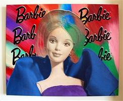 barbie by steve kaufman