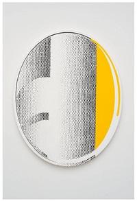 self-portrait in 'mirror#2'(zorawar) by jonathan horowitz