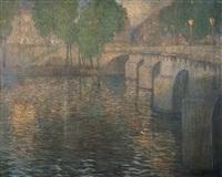 pont neuf by rudolf quittner
