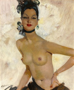 innocence, temptation and power the evolution of women in art by jean-gabriel domergue