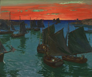 to meet the dawn by jonas lie
