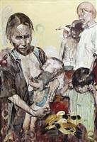 refugee opera by hung liu