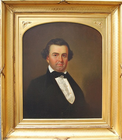 william joseph eddins, jr. by george caleb bingham