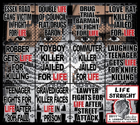 life straight from: london pictures by gilbert & george