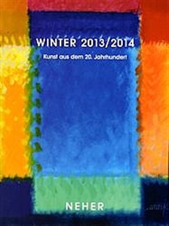 winter 2013/2014 - kunst aus dem 20. jahrhundert