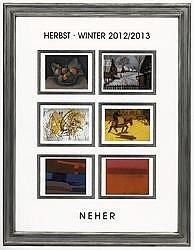 herbst - winter 2012/2013. kunst aus dem 20. jahrhundert. arbeiten auf papier, gemälde, skulpturen