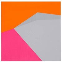 orange/pink 1-4 by pollyxenia joannou