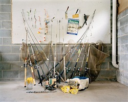 fishing gear by andrea tese