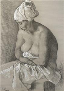 inspired the female figure in art by francisco zúñiga