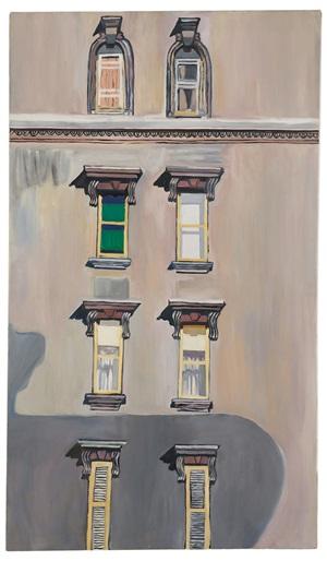 windows (no. 2) by alice neel
