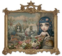katy aphrodite by mark ryden