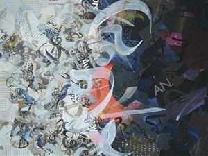 jazz in the night by khaled al-saai