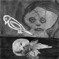 ethereal by roger ballen