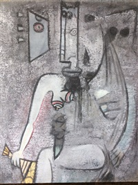 sin titulo by wifredo lam