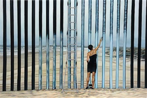 erasing the border by ana teresa fernandez