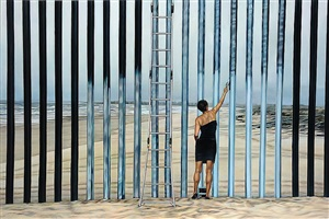 erasing the border by ana teresa fernandez