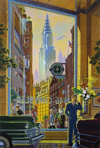 the chrysler by michael young