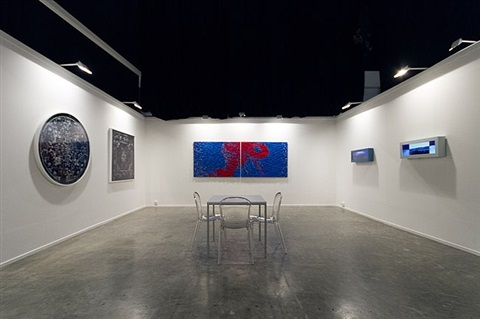 installation view — art dubai