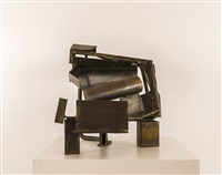 table piece y-29 by sir anthony caro