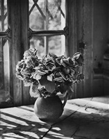 flowers, madame simon residence, france by mark seliger