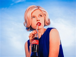 hermes cola (featuring ana mulvoy ten) by tyler shields