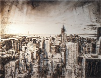 apocalypse - new york by enzo fiore