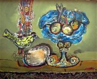 still-life fantasy by augustin ubeda