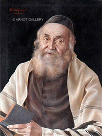 rabbi yamuka by otto eichinger