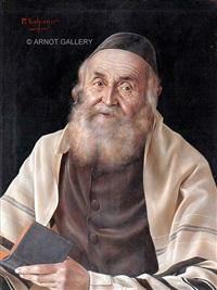 rabbi yamuka by otto eichinger
