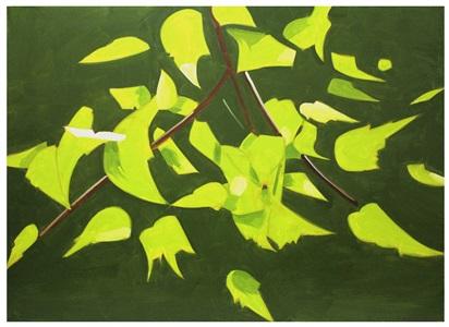 branches by alex katz