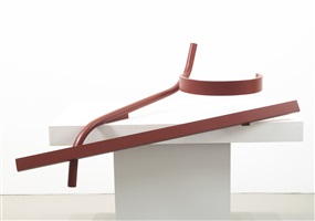 table piece lxvi by sir anthony caro