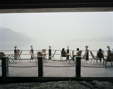 yangtze, the long river: yibin vi, sichuan province by nadav kander