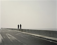 yangtze, the long river: mouth vi, near shanghai by nadav kander
