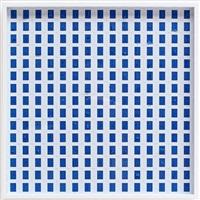 monochrome (blast off blue) by marco maggi