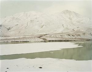 yangtze, the long river: qinghai province iii by nadav kander