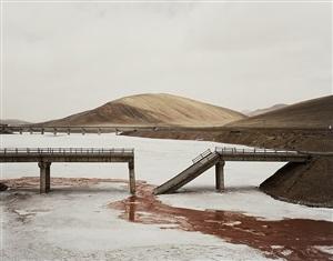 yangtze, the long river: qinghai province ii by nadav kander