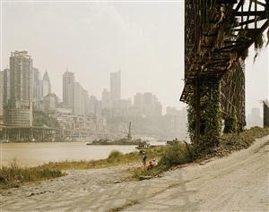 yangtze, the long river: chongqing ii, chongqing municipality by nadav kander