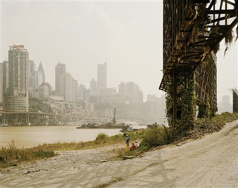 yangtze, the long river: chongqing ii, chongqing municipality by nadav kander