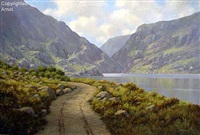 ap of dunloe, killarney by gerald marjoram