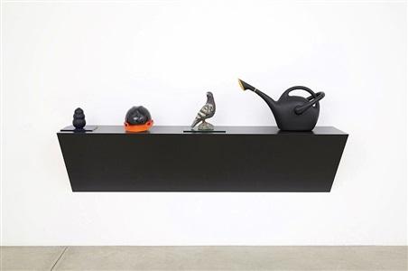 political theater by haim steinbach