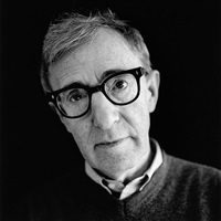 woody allen by ludovic carème