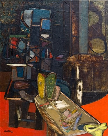 interior by jankel adler