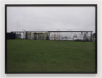 remains (along the wall) by willie doherty
